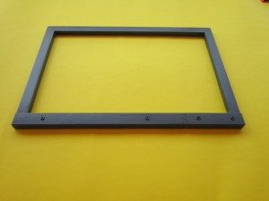 Customized Window Display Frame for iPAD img1