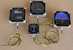 New Standby Gauges with Octagonal Frame x WEB